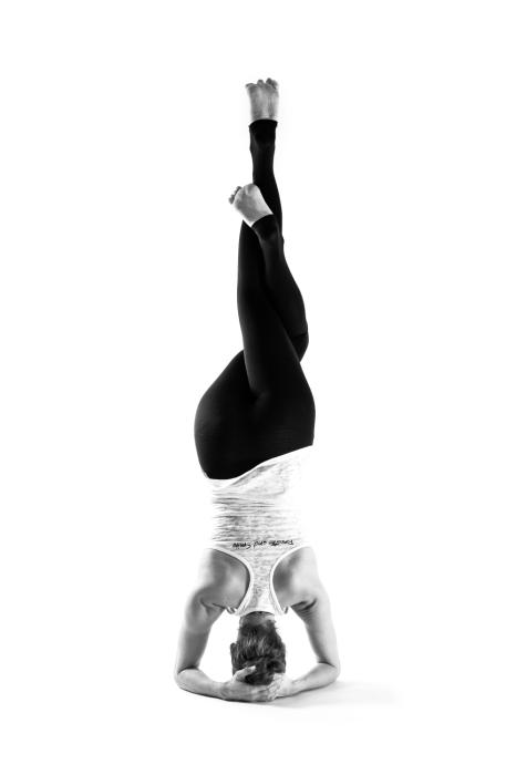 yoga Kopfstand fayechiyoga