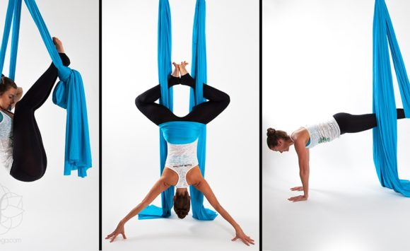 Bild Aerial Yoga Hängetuch