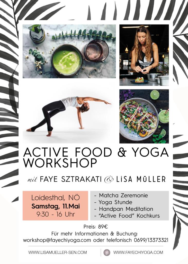 Workshop-Tag mit Lisa Müller und Faye Sztrakati